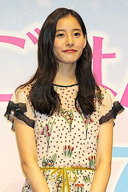 新木優子(23)