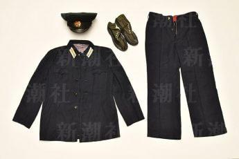 北朝鮮の鉄道員制服