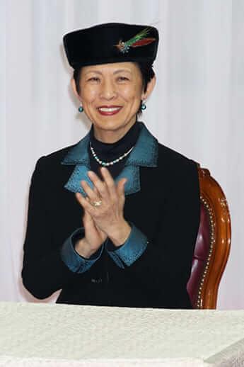高円宮妃久子