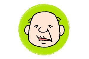 かめおか子ども新聞icon-1_老年男性