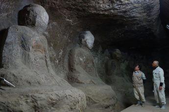 南相馬「大悲山の石仏」を守る「保存会会長」の「原発事故」と「いま」