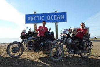 「バイクで世界一周」に挑む「異色カップル」の「ユーラシア」「南北アメリカ」3大陸制覇の旅(4)