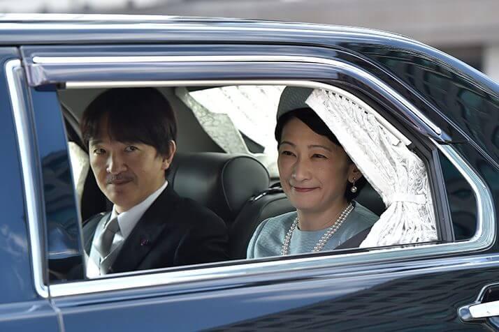 秋篠宮文仁親王と紀子妃(過去記事用)