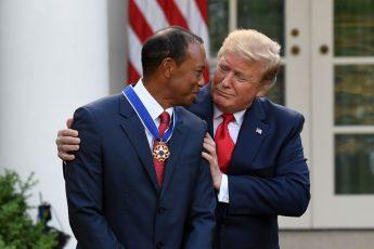 「大統領自由勲章」タイガー・ウッズと黒人ゴルファーの「歴史」