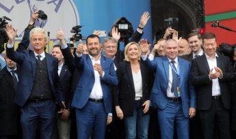 投票開始!「欧州議会選」極右躍進でも実は一枚岩ではない「内実」