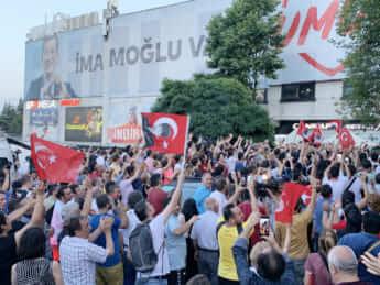 「盗票」が嘘と見抜かれた「イスタンブール市長再選挙」