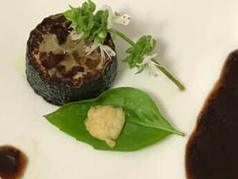 人工肉のフォアグラ