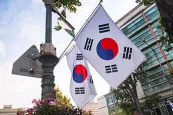 韓国国旗イメージ