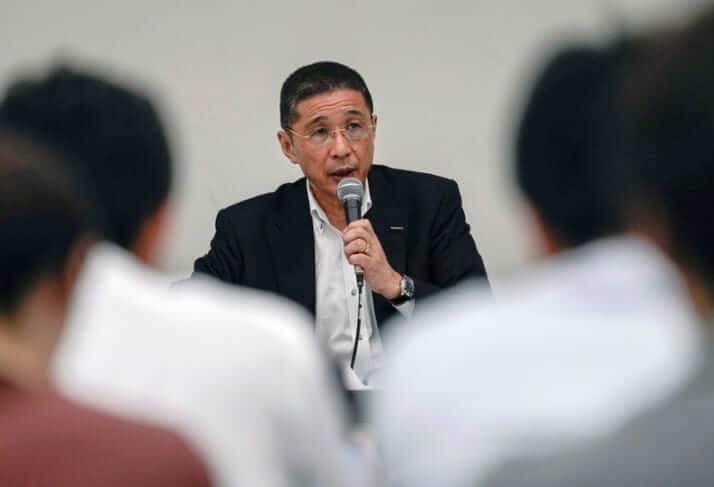 西川社長「解任」も「後任選び」も社内抗争という日産の暗部