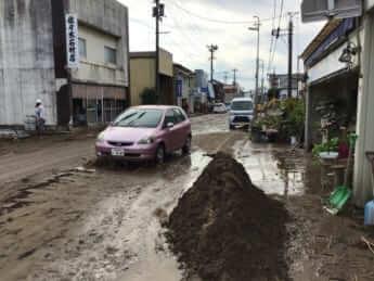 相馬「ビートルズ珈琲店」台風豪雨の苦闘奮闘感涙記