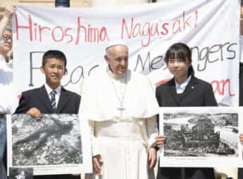 38年ぶり「ローマ法王」訪日「長崎・広島」との深い「縁」