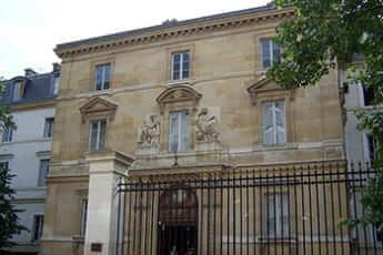 名門グランゼコールとされるパリ高等師範学校(LPLT/Wikimedia Commons)