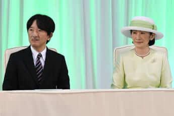 秋篠宮ご夫妻