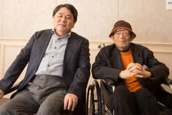 大林宜彦と赤川次郎の対談