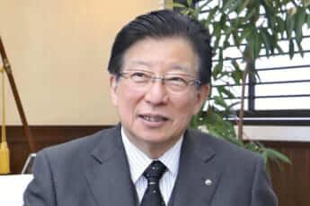 川勝平太知事