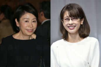 安藤優子、加藤綾子