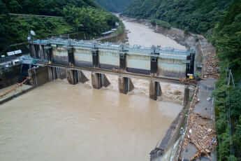 瀬戸石ダム1