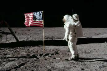 月面着陸イメージ