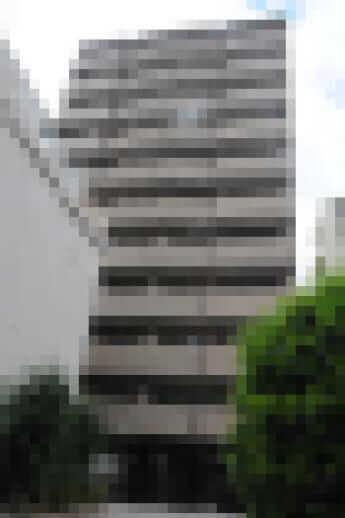 「安楽死殺人」が起きた京都市中京区のマンション(撮影・粟野仁雄)