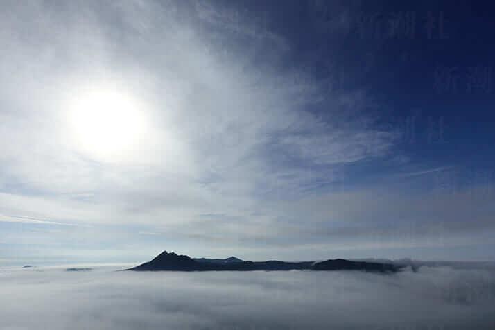 カムイヌプリ「神の山」(摩周岳)