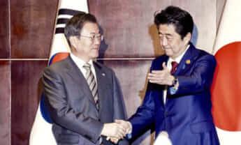 外交戦争に発展する日韓両国の関係.jpg