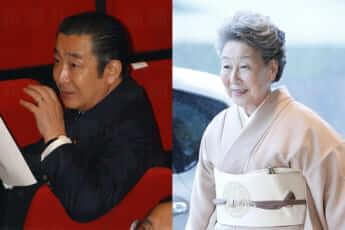 橋本龍太郎と夫人