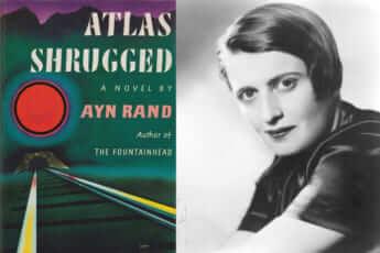 『肩をすくめるアトラス』(原題: Atlas Shrugged)と著者のアイン・ランド