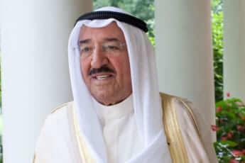 クウェート「サバハ首長」
