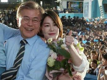 文大統領と日本留学経験があると報じられる子女