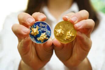 竹島の日コイン