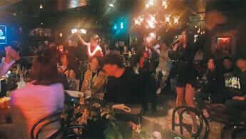 韓国式居酒屋