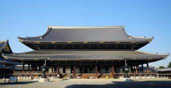 東本願寺(663highland/Wikimedia Commons)