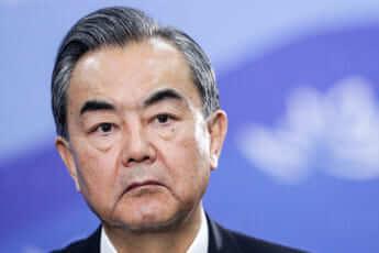 中国の王毅外相