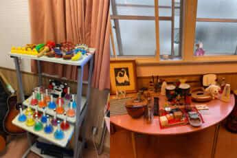 臨床現場で使われる楽器の数々