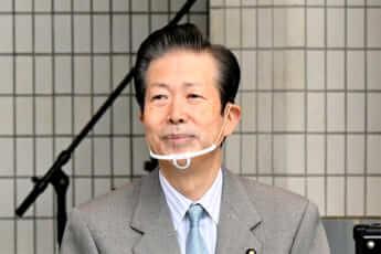 山口那津男(公明党)