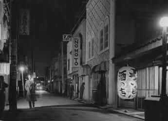 売春防止法施行前夜の新宿