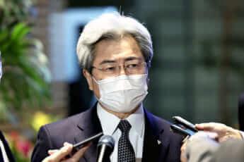 中川俊男会長