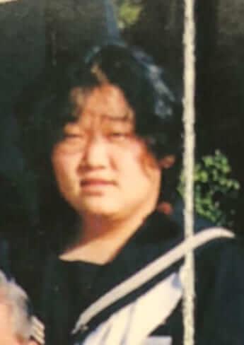 中学時代の赤堀恵美子容疑者