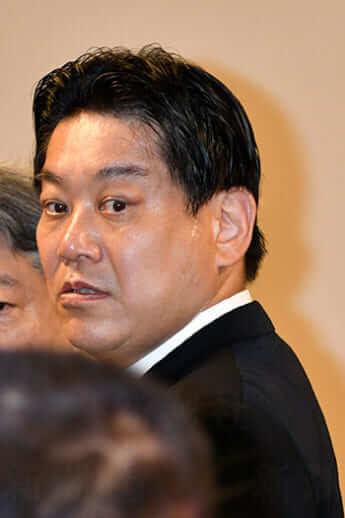 羽田雄一郎氏