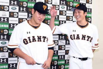 坂本勇人と岡本和真