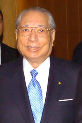 池田大作名誉会長