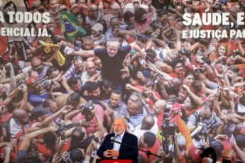 ブラジル・ボルソナーロ大統領に強敵現る