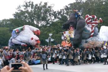 東京藝術大学の学園祭「藝祭」の様子