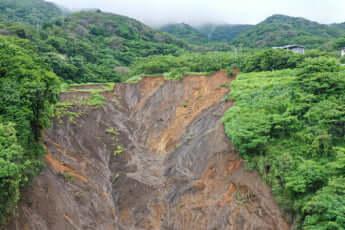 熱海土石流1