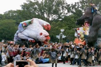 東京藝術大学の学園祭「藝祭」
