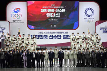 韓国の「五輪選手村食堂批判」1