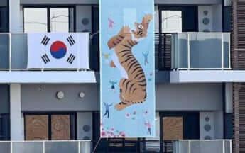 韓国の「五輪選手村食堂批判」5