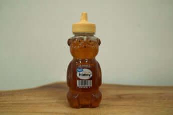 「西友 Great Value Clover Honey(GVベアハニー)」